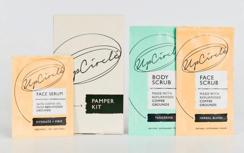 UpCircle Organic Skin Products